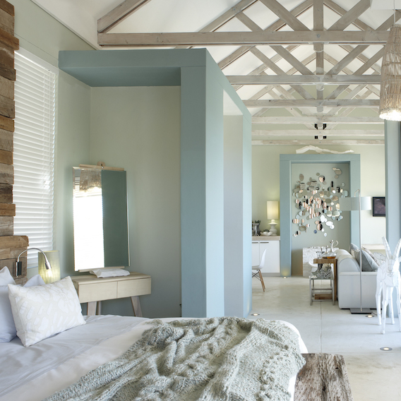 Namibia Unterkünfte - The Olive Exclusive All-Suite Hotel